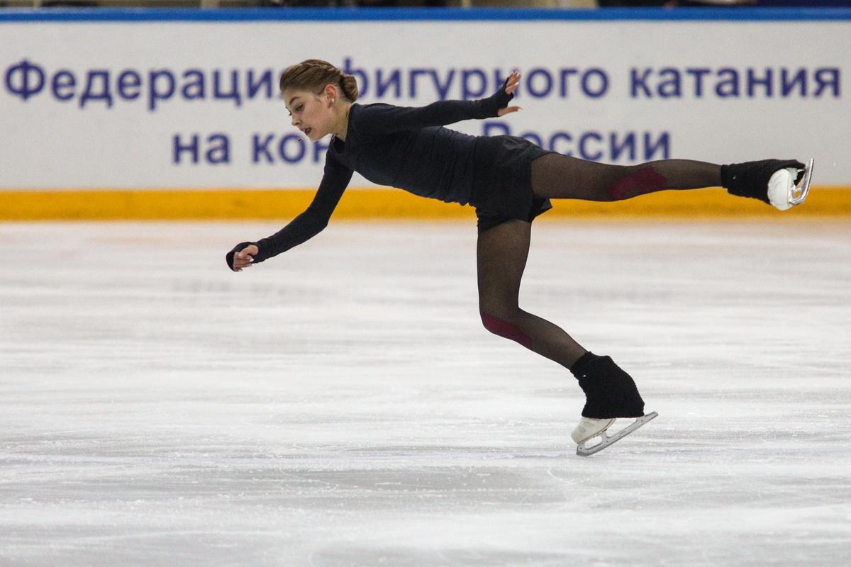 Российская фигуристка победила в финале Гран-при с мировым рекордом. Загитова – последняя